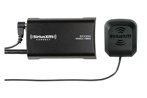 SiriusXM Satellite Radio Connect Vehicle Tuner Kit - SXV-300V1