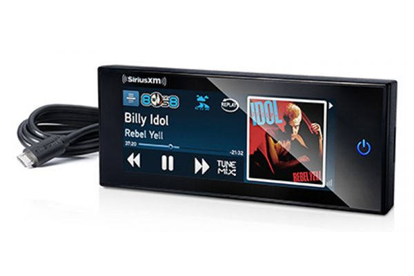 Large image of SiriusXM Commander Touch Vehicle Radio - SXVCT1