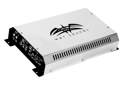Wet Sounds - SYN4 - Marine Amplifiers