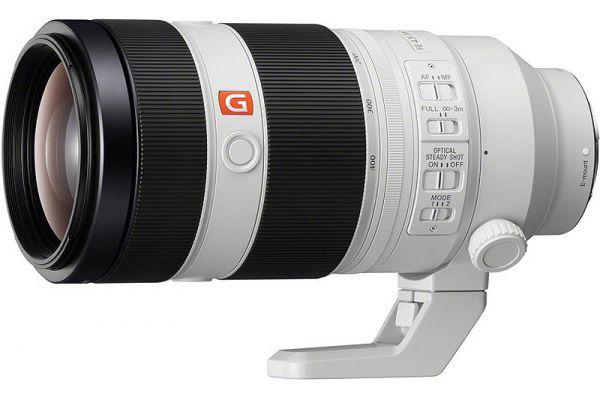 Large image of Sony FE 100-400mm F4.5-5.6 GM OSS Lens - SEL100400GM
