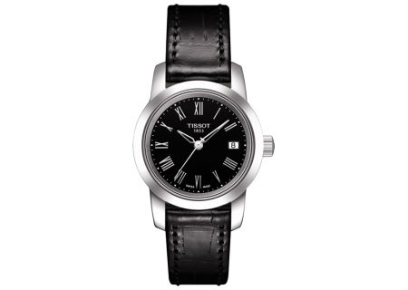 Tissot T-Classic Collection Classic Dream Womens Stainless Steel Watch - T033.210.16.053.00