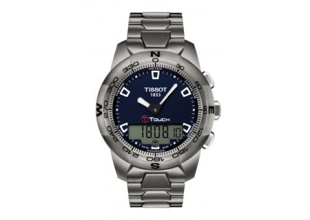 Tissot - T0474204404100 - Mens Watches
