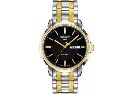 Tissot - T0654302205100 - Mens Watches