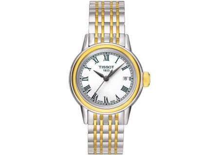 Tissot - T085.210.22.013.00 - Womens Watches