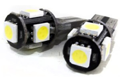 Race Sport - RS-T10-5-5050CAN-W - LED Lighting