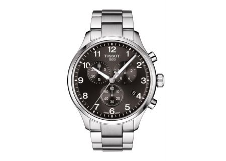 Tissot Chrono XL Classic Stainless Steel Mens Watch - T1166171105701