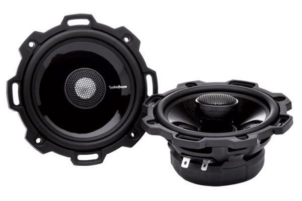 "Large image of Rockford Fosgate 4"" Power Series 2-Way Full Range Speaker (Pair) - T142"