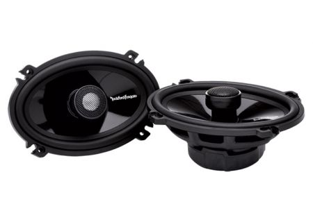 "Rockford Fosgate 4"" x 6"" Power Series 2-Way Full Range Speaker - T1462"