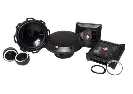 "Rockford Fosgate 5.25"" Power Series 2-Way Component System - T152-S"