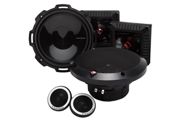 """Rockford Fosgate 6.75"""" Power Series Component System (Pair) - T1675-S"""