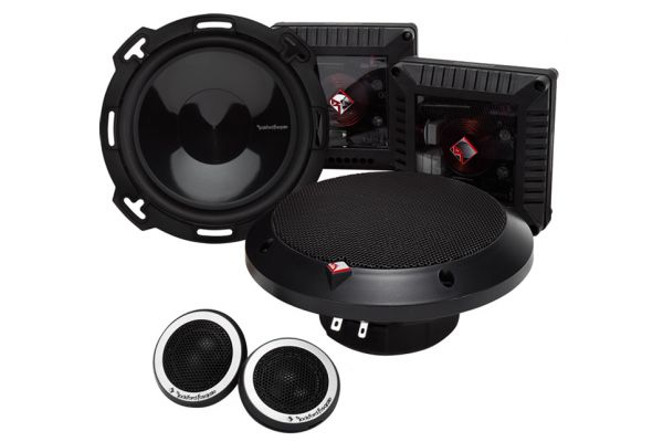 "Large image of Rockford Fosgate 6"" Power Series Component System (Pair) - T16-S"