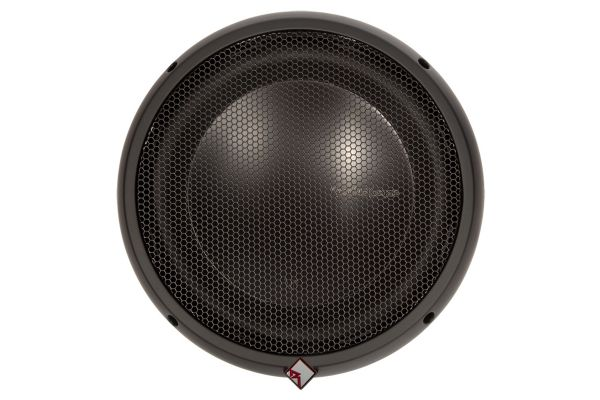 """Large image of Rockford Fosgate 10"""" Power Series T1 2-Ohm DVC Subwoofer - T1D210"""