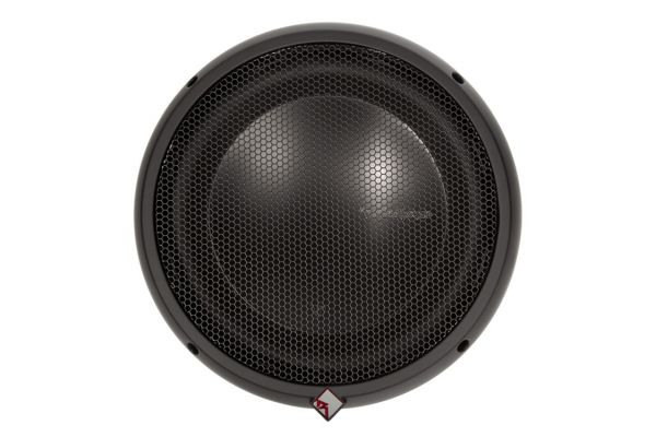 "Large image of Rockford Fosgate 12"" Power Series T1 2-Ohm DVC Subwoofer - T1D212"