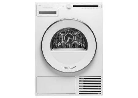 Asko Classic 4.1 Cu. Ft. White Heat Pump Dryer - T208HW