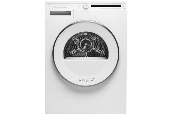 Large image of Asko Classic 4.1 Cu. Ft. White Vented Dryer - T208VW