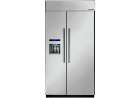 Thermador - T42BD810NSS - Built-In Side-By-Side Refrigerators
