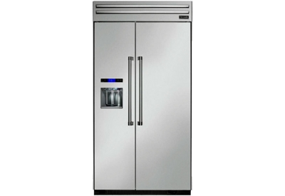 Thermador - T42BD820NSS - Built-In Side-by-Side Refrigerators