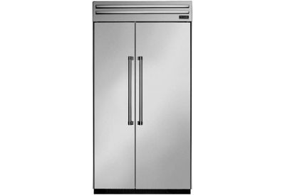 Thermador - T42BR820NS - Built-In Side-By-Side Refrigerators