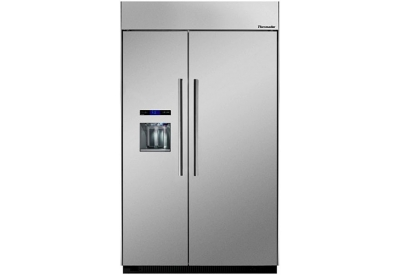 Thermador - T48BD810NS - Built-In Side-By-Side Refrigerators
