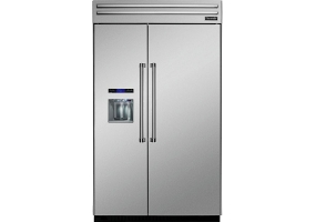 Thermador - T48BD820NS - Built-In Side-By-Side Refrigerators