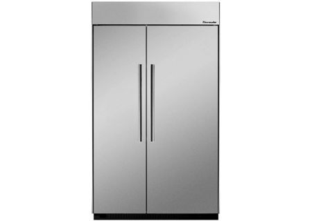 Thermador - T48BR810NS - Built-In Side-by-Side Refrigerators