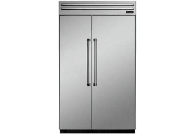 Thermador - T48BR820NS - Built-In Side-By-Side Refrigerators
