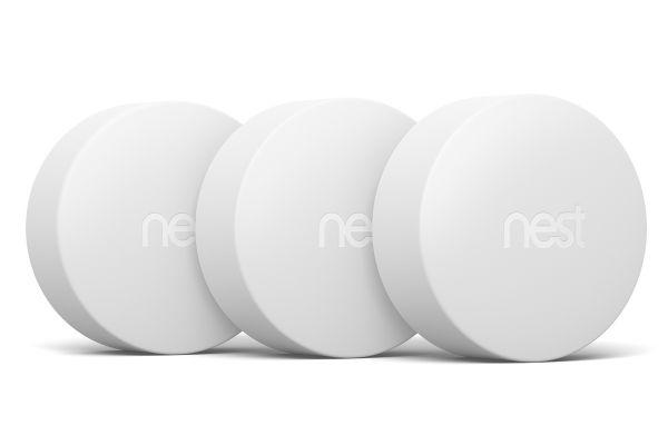 Large image of Google Nest Temperature Sensor - 3 Pack - T5001SF