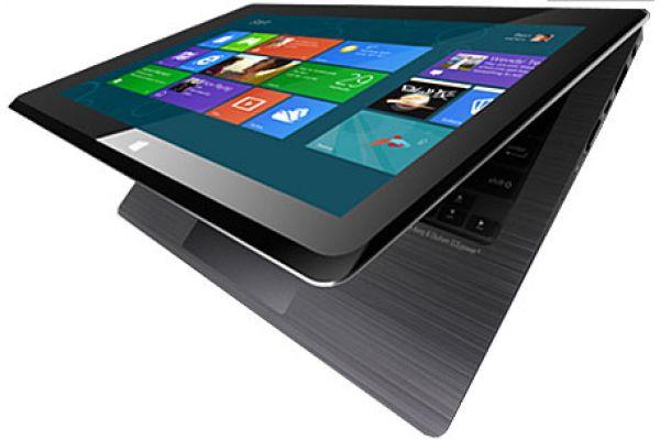 Asus TAICHI 21 Black Notebook Computer - TAICHI21DH71
