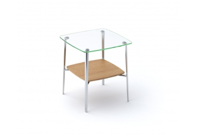 BDI - TAZZ1476GOAK - Occasional & End Tables