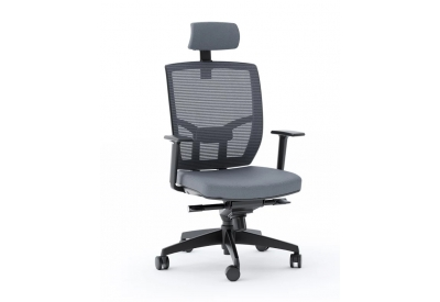 BDI - TC223DHFGRY - Office & Conference Room Chairs