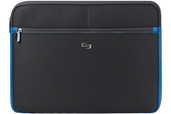 "Large image of Solo Black Active 16"" Laptop Sleeve - TCC105-4/20"
