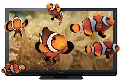 Panasonic - TC-P46ST30 - Plasma TV