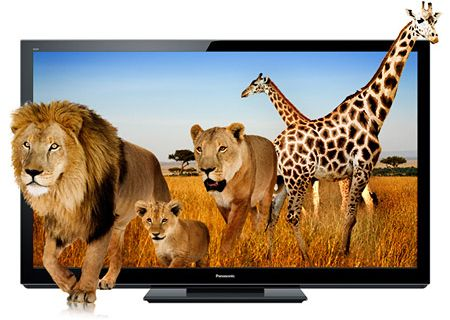 Panasonic - TC-P55GT30 - Plasma TV