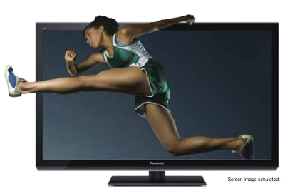 Panasonic - TC-P50UT50 - Plasma TV