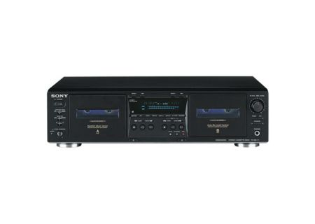 Sony - TC-WE475 - Cassette Decks