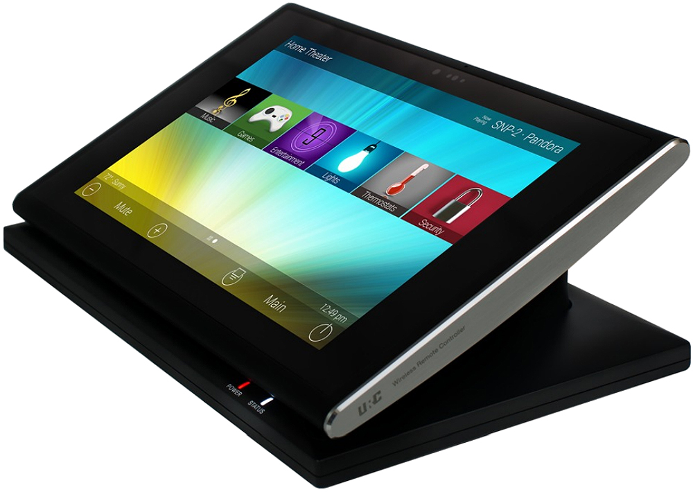 Urc 7 Quot Total Control Tabletop Touchscreen Tdc 7100