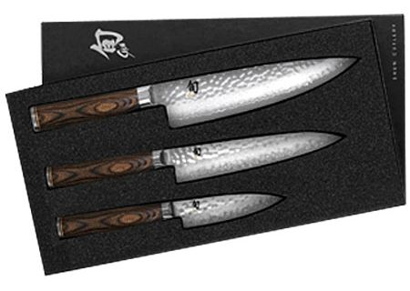 Shun - TDMS0300 - Knife Sets
