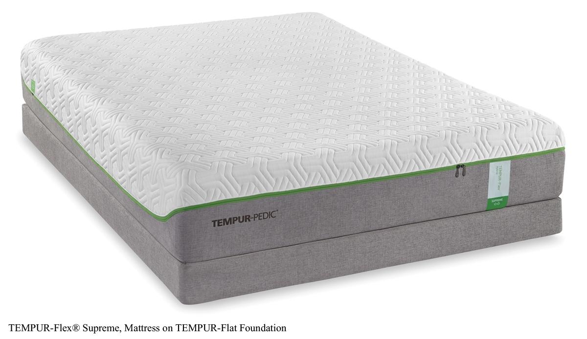 Tempur-Pedic TEMPUR-Flex Supreme Twin Extra Long Size Mattress Only -  10116120