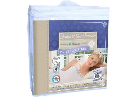 Protect-A-Bed Queen Waterproof Pillow Protectors - TEN0173