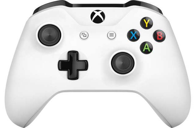 microsoft xbox one white wireless controller tf5 00002
