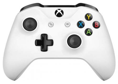 Microsoft Xbox One White Wireless Controller - TF5-00002