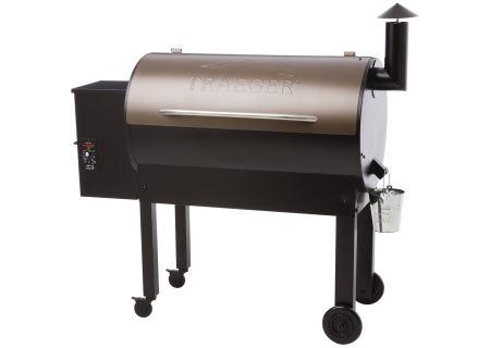 Traeger - TFB65LZB - Wood Pellet Grills