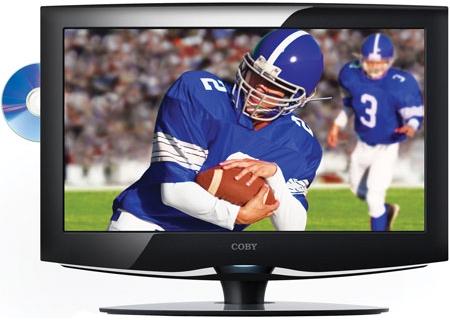 Coby - TFDVD3295 - LCD TV