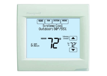 Honeywell  VisionPRO 8000 White Digital Thermostat  - TH8320R1003