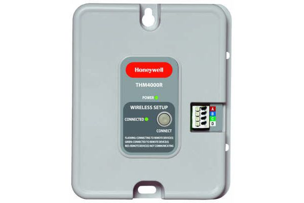 Honeywell Wireless Adapter For Use With RedLINK Thermostats and TrueZONE Systems  - THM4000R1000