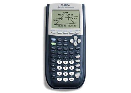 Texas Instruments - 84PL/TBL/1L1/A - Calculators
