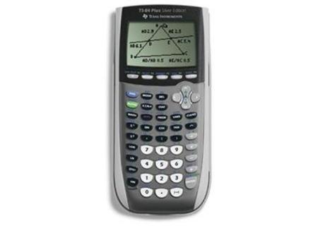Texas Instruments - 84PLSE/CLM/1L1/E - Calculators