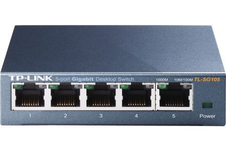 TP-LINK - TL-SG105 - Network Switches