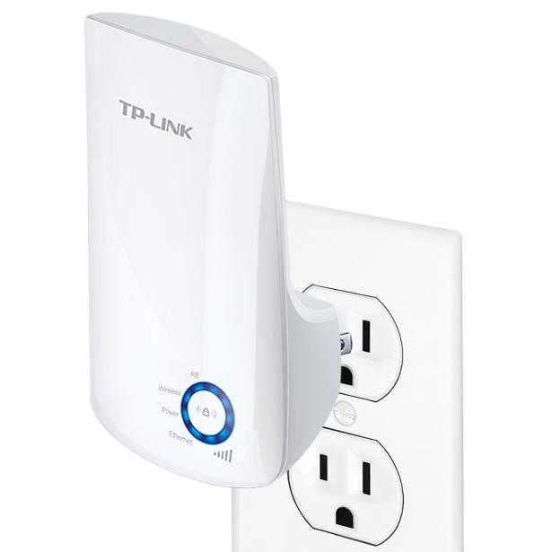 tp link 300mbps universal wifi range extender tl wa850re. Black Bedroom Furniture Sets. Home Design Ideas