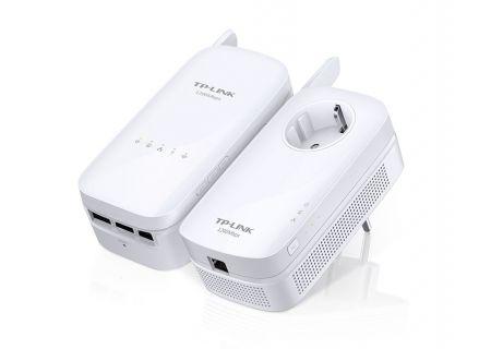 TP-LINK - TL-WPA8630 KIT_V2 - Wi-Fi Boosters